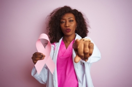 PINK OCTOBER : awareness and screening